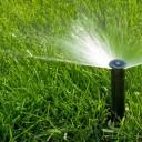 Автоматический полив для газона
