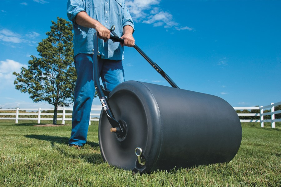 Lawn Roller-1